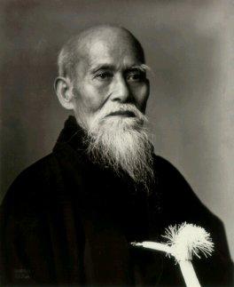 O'Sensei Morihei Ueshiba